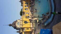 Snap of the west side pool, heated and it was hot but just so relaxing. , Stuart F - July 2015