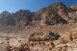 Photo of   St Catherine's Monastery, Sinai, Egypt