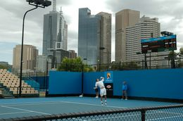 Photo of Melbourne Sports Lovers Tours of Melbourne, Australia Tennis in Melbourne