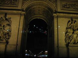 Photo of Paris Paris by Night Illuminations Tour and Paris Moulin Rouge Show The Arc De Triomphe on the Illuminations Tour
