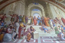 Photo of Rome Skip the Line: Borghese Gallery and Gardens Walking Tour The School of Athens by Raphael