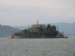It was a nice cruise from San Francisco to the Island - August 2009