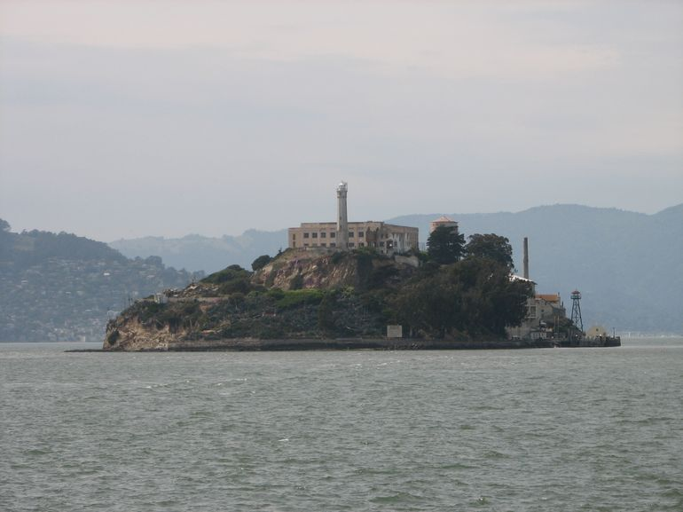 View from the ferry boat - San Francisco