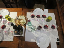 Testing different grades of Chianti , DVJoshua - April 2014