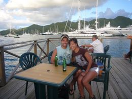 Photo of St Maarten Day Trip to the Island of Prickly Pear from St. Martin Yacht Club 5 PM