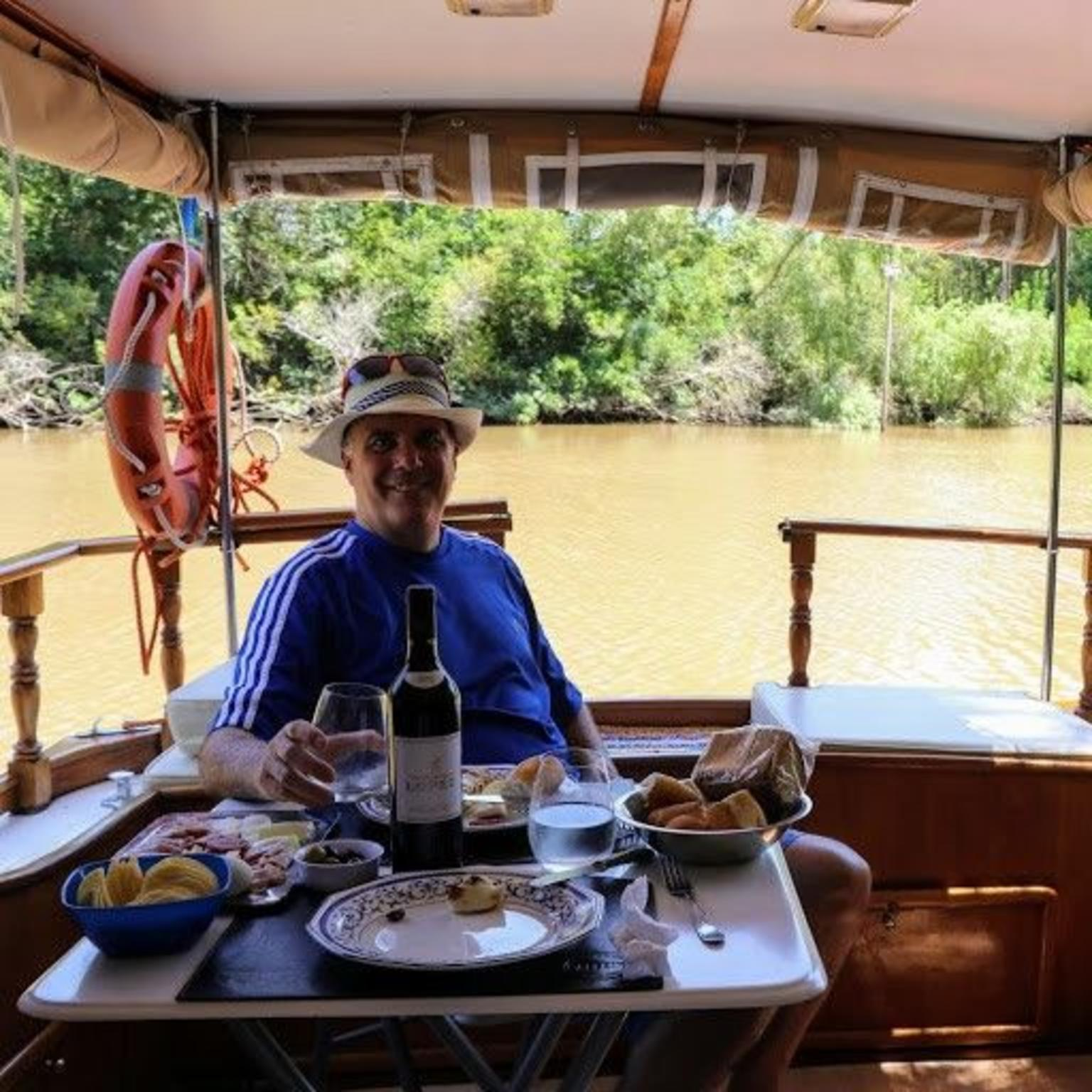 Tigre Delta Sightseeing Cruise from Buenos Aires