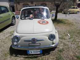 Photo of Florence Self-Drive Vintage Fiat 500 Tour from Florence: Tuscan Wine Experience 8939844634_c0356dfae6_o.jpg