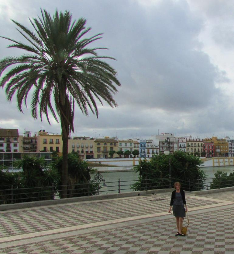 Along the river - Seville