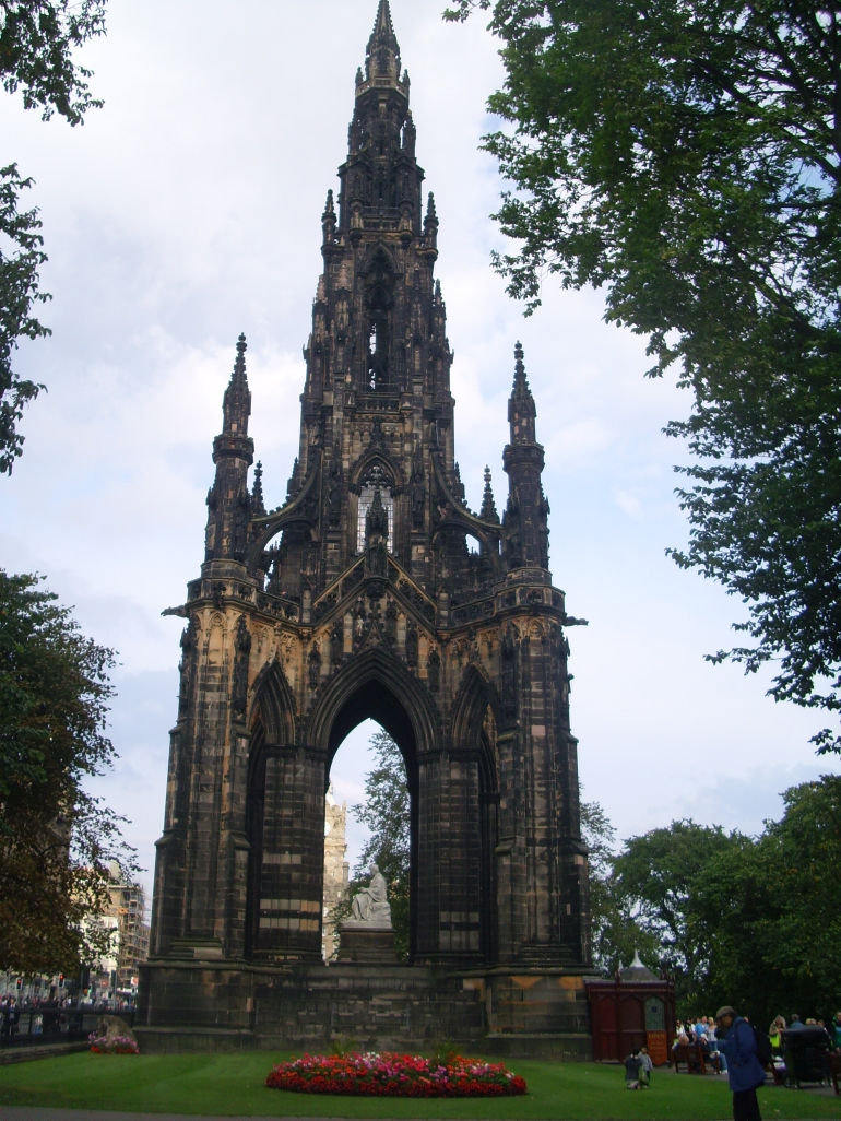 Amazing Architecture - Edinburgh