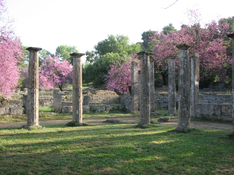 Ancient Olympia - Athens