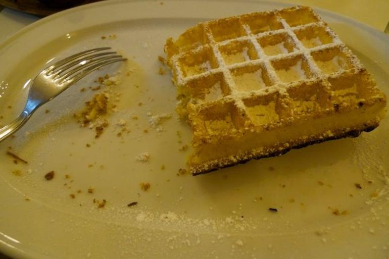 Authentic Belgian Waffle - Brussels