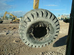 Photo of Las Vegas Dig This: Heavy Equipment Playground Big Tires!