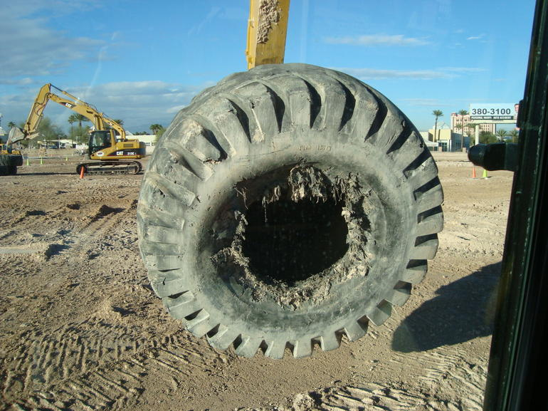Big Tires! - Las Vegas