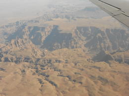 Photo of Las Vegas Deluxe Grand Canyon South Rim Airplane Tour Canyon fromt he plane