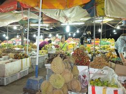 Photo of Siem Reap Siem Reap Street Food Evening Tour Fruit market