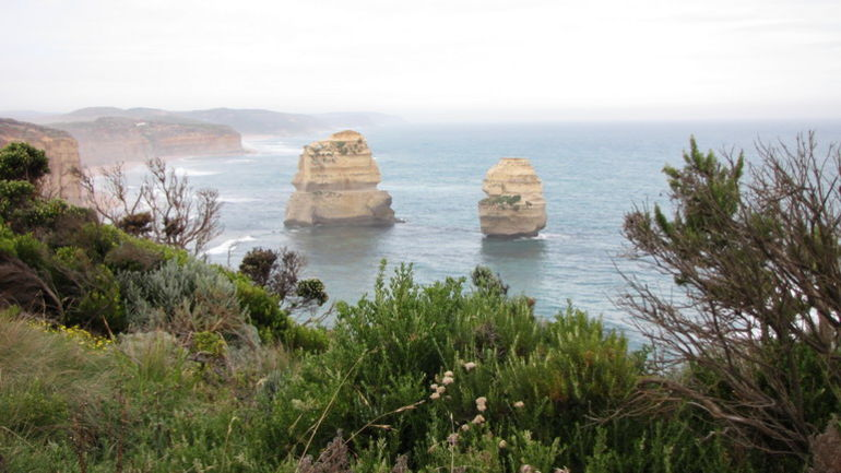 Great Ocean Road. 12 Apostoles - Melbourne