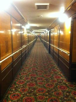 Photo of Long Beach The Queen Mary Hotel halls
