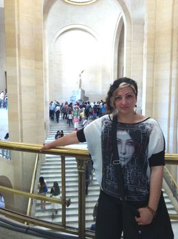 Photo of Paris Skip the Line: Louvre Museum Walking Tour including Venus de Milo and Mona Lisa Impresionante M. Louvre!