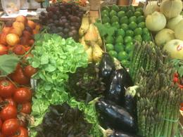 Beautiful produce. , Shane L - June 2012
