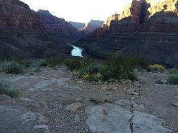 Inside Gran Canyon , karen w - June 2015