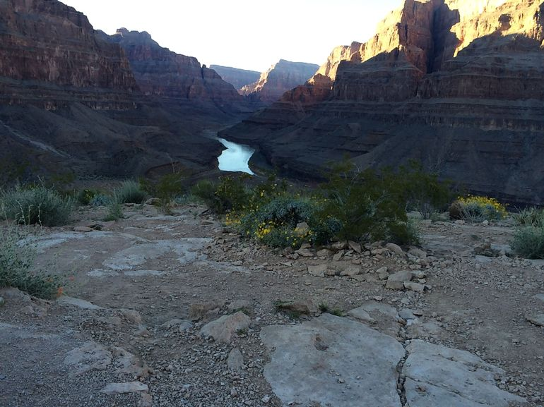 Viator VIP Grand Canyon Sunset Helicopter Tour With Dinner