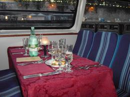 Photo of Rome Rome Tiber River Night Cruise with Dinner or Wine Our Boat