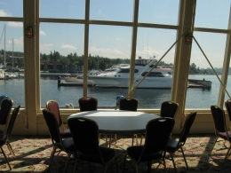 Photo of Seattle Lake Washington Cruise from Kirkland Plenty of good seating with lots of views