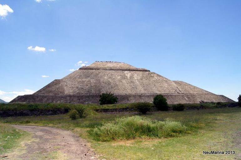 Sun Pyramid - Mexico City