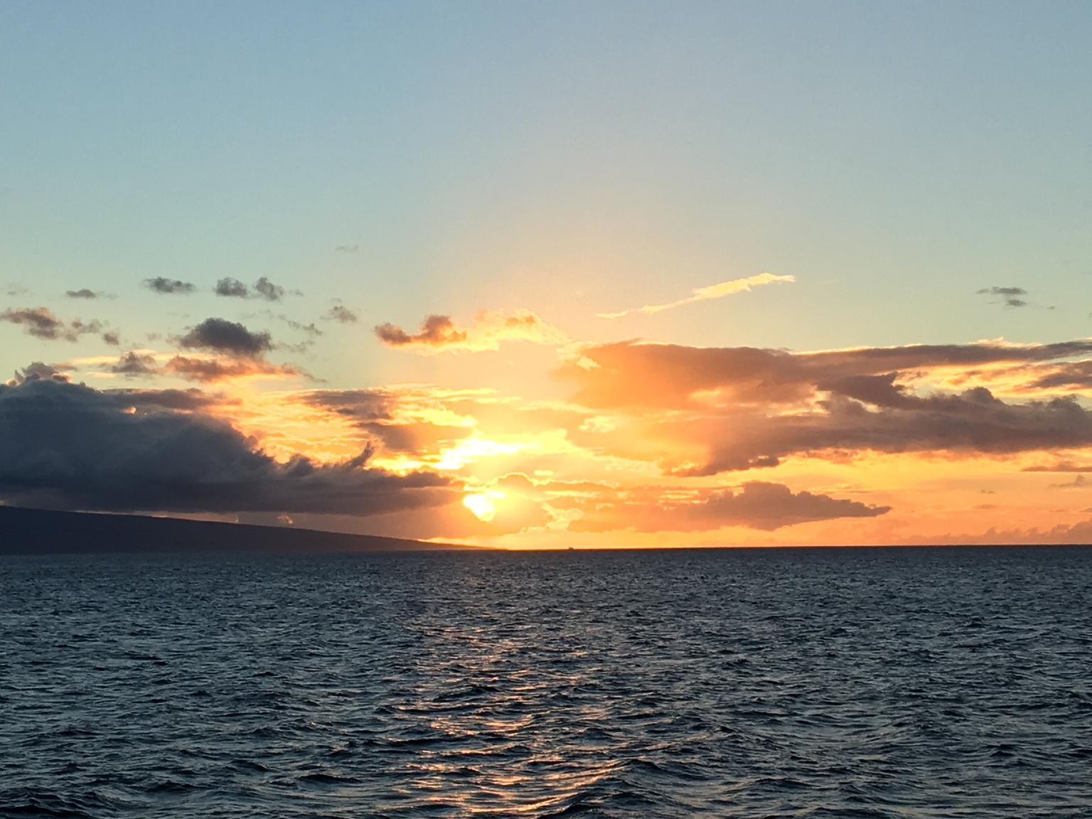Maui Sunset Dinner and Dance Cruise