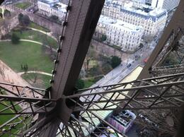 Photo of Paris Skip the Line: Eiffel Tower Tickets and Small-Group Tour Top view from EIFFEL TOWER