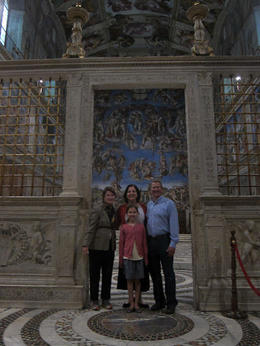 Photo of Rome Viator VIP: Sistine Chapel Private Viewing and Small-Group Tour of the Vatican's Secret Rooms At the Sistine Chapel