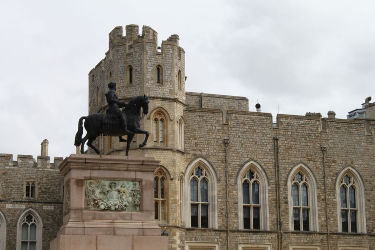 Windsor Castle (St. George's Chapel) - London