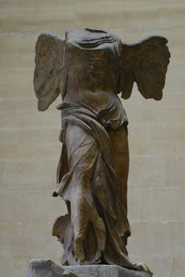 Photo of Paris Skip the Line: Paris Louvre Museum Guided Tour Winged Victory of Samothrace