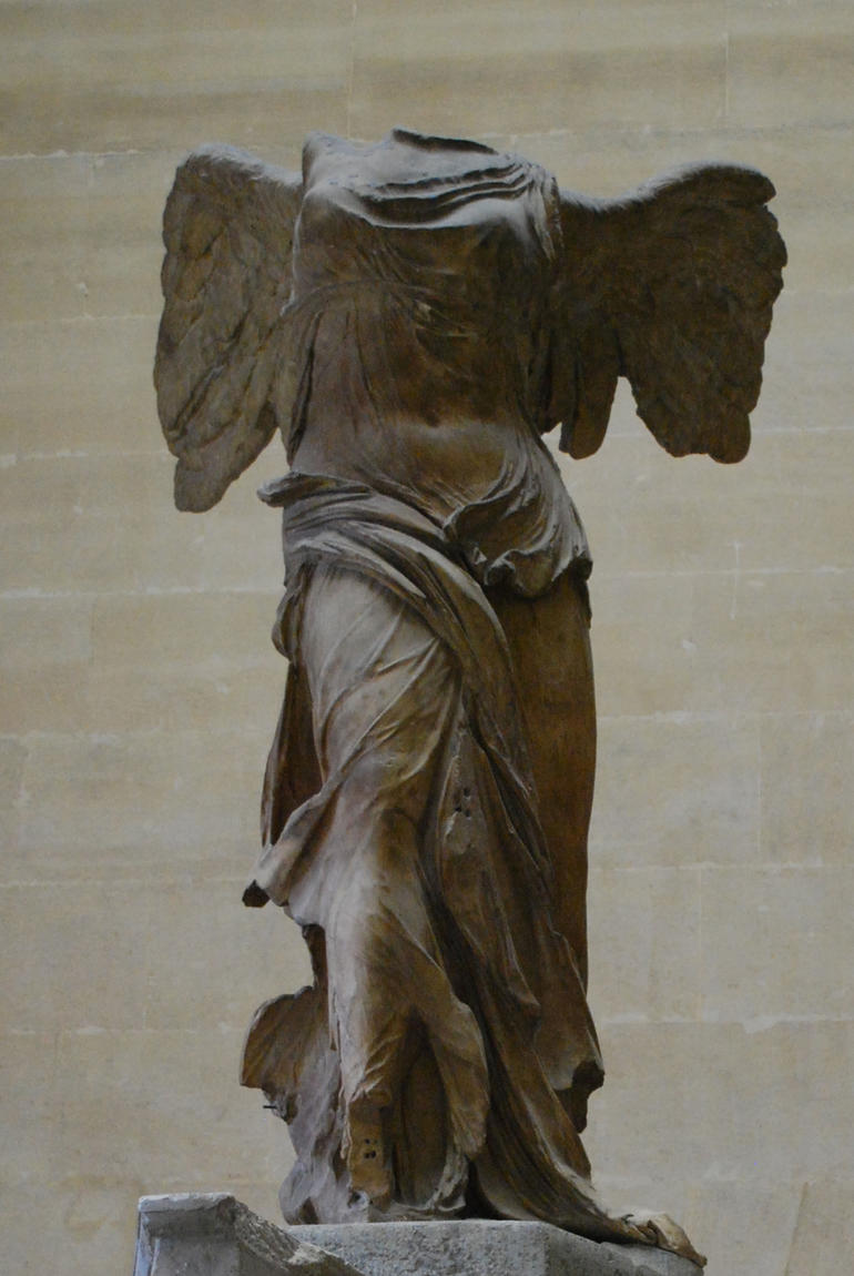 Winged Victory of Samothrace - Paris