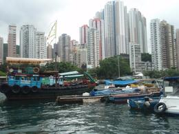 Photo of Hong Kong Hong Kong Island Half-Day Tour aberdeen harbour