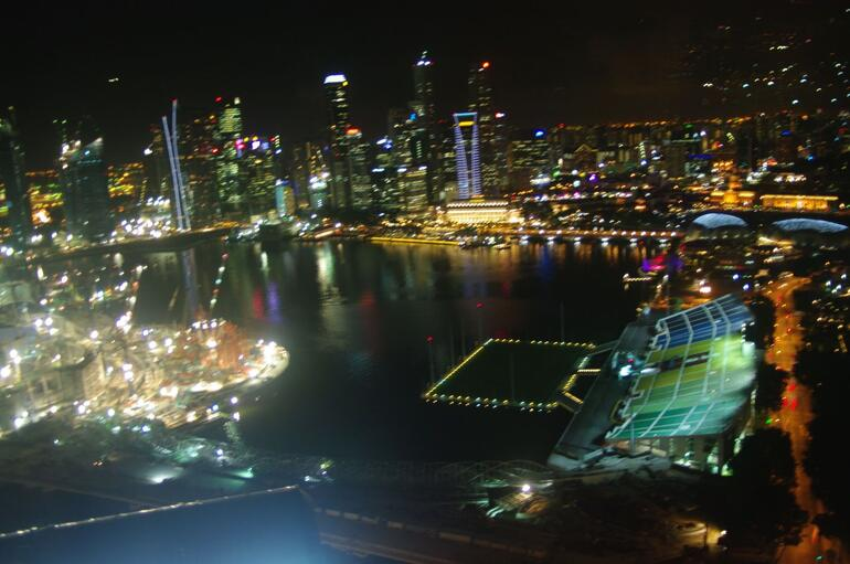 At The Top - Singapore
