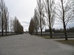 Photo of Munich Dachau Concentration Camp Memorial Small Group Tour from Munich Barracks site