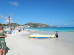 Photo of Philipsburg St Maarten Shore Excursion: Island Sightseeing Tour from Philipsburg Beautiful Orient Beach