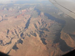 Photo of Las Vegas Deluxe Grand Canyon South Rim Airplane Tour Canyon from the plane