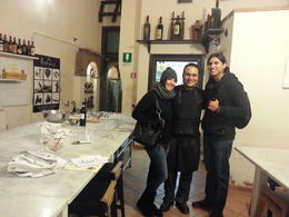 Photo of Florence Florence Cooking Class: Learn How to Make Gelato and Pizza class over