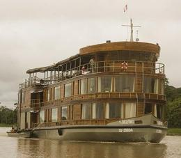 Photo of Iquitos 4-Day Amazon River Luxury Cruise from Iquitos on the 'Delfin II' Delfin