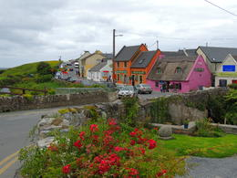We made a lunch stop at a pub in Doolin. , Kevin F - August 2014