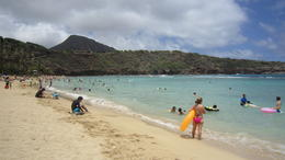 Photo of Oahu Hanauma Bay Snorkeling Adventure Half-Day Tour Hanauma Bay beach