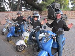 Photo of Barcelona Barcelona Scooter Tour Montjuic