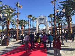 Universal entrance - March 2016