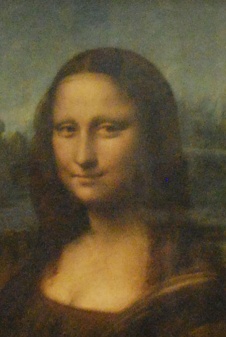 Mona Lisa - Paris