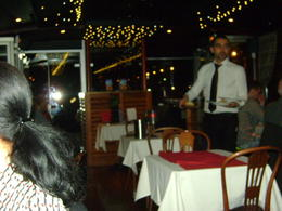 Photo of Paris Dinner Cruise on the Seine River with Hotel Pickup Our floating restaurant