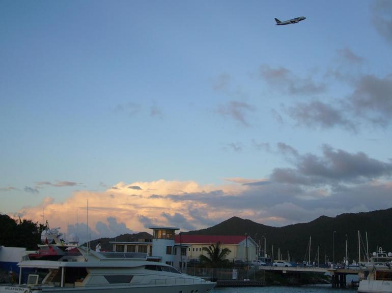 Planes, Boats & Automobiles - Grand Case