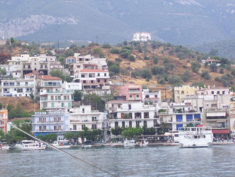 Port of Hydra - Athens