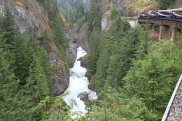 Photo of Vancouver Whistler Day Trip by Train and Floatplane from Vancouver Rocky Mountaineer to Whistler